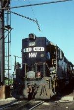NW GP38AC 4141