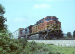 BNSF C44-9W 4334
