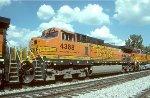 BNSF C44-9W 4388