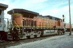 BNSF C44-9W 4397