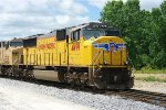 UP SD70M 4499