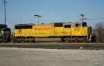 UP SD70M 4521