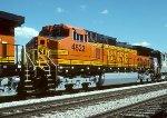 BNSF C44-9W 4522