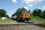 BNSF C44-9W 4523