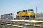UP SD70M 4561