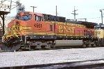BNSF C44-9W 4561