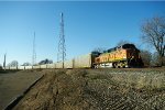 BNSF C44-9W 4606