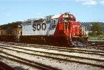 Soo Line GP40 4612