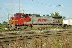 BNSF C44-9W 4714