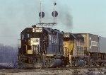 B&O GP38 4817