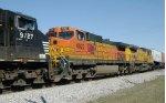 BNSF C44-9W 4922