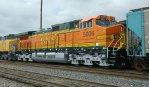 BNSF C44-9W 5006
