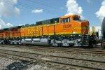BNSF C44-9W 5036