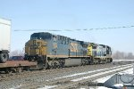 CSX AC44CW 5105