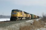 UP SD70M 5118