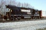 NS GP38-2 5127