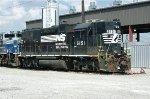 NS GP38-2 5151