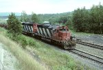 CN SD40 5237