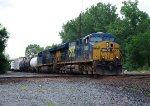 CN SD40-2W 5262