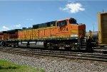 BNSF C44-9W 5274
