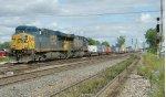 CSX ES44DC 5309