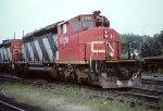 CN SD40-2W 5328