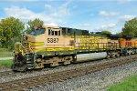 BNSF C44-9W 5387