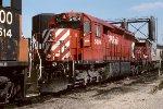 CP SD40 5404