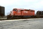 CP SD40 5406