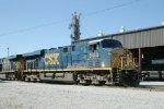 CSX ES44DC 5488