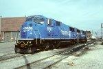 CR SD60M 5531