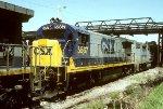 CSX B30-7 5567