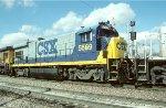 CSX B30-7 5569