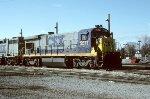 CSX B30-7 5571