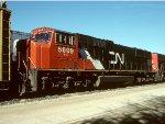CN SD70I 5609