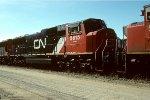 CN SD70I 5615