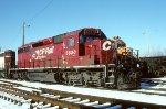 CP SD40-2 5620