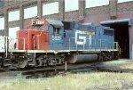 GTW GP38-2 5815