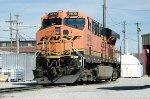 BNSF ES44AC 5830