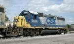 CSX GP40-2 6054