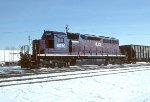 HLCX SD40M-3 6056