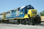 CSX GP40-2 6065
