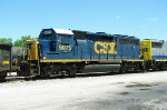 CSX GP40-2 6075