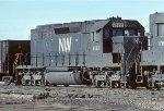 N&W SD40-2 6122