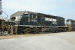 NS SD40-2 6152