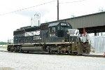 NS SD40-2 6155