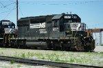 NS SD40-2 6157
