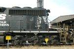 NS SD40-2 6163