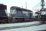 NS SD40-2 6172