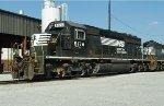 NS SD40-2 6176